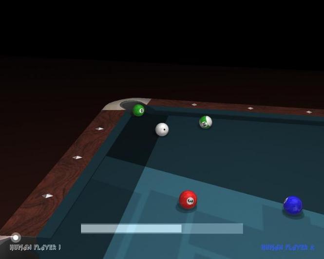 FooBillard Screenshot 2