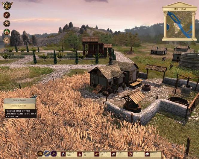 Imperium Romanum Screenshot