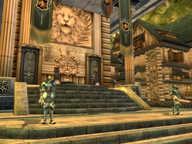 Runes of Magic Screenshot 3
