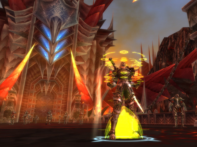 Runes of Magic Screenshot 4