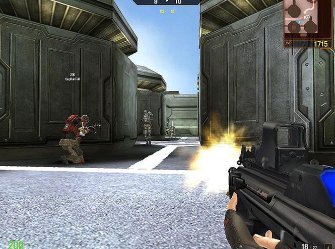 Wolf Team Screenshot 4