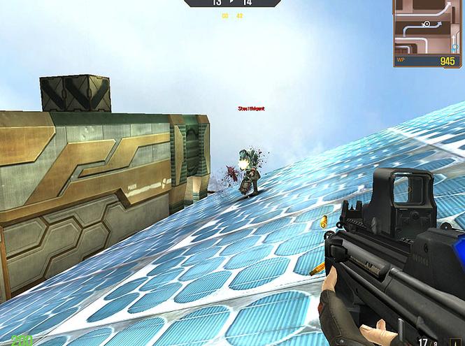 Wolf Team Screenshot 5