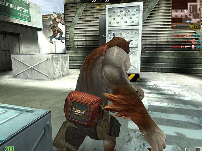 Wolf Team Screenshot 6