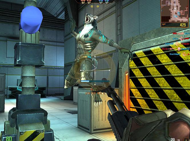 Wolf Team Screenshot 8