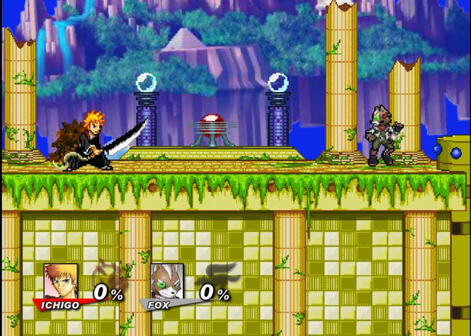 Super Smash Flash 2 Screenshot