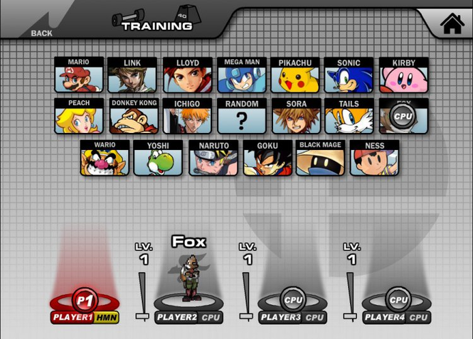 Super Smash Flash 2 Screenshot 3