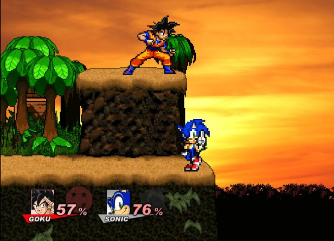 Super Smash Flash 2 Screenshot 2