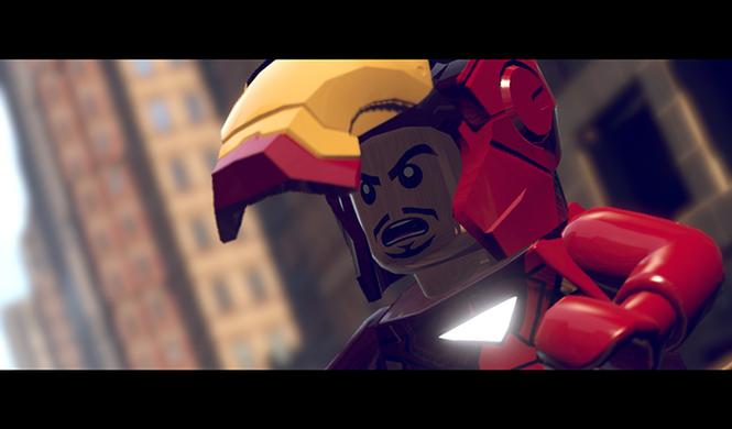 LEGO Marvel Super Heroes Screenshot 6