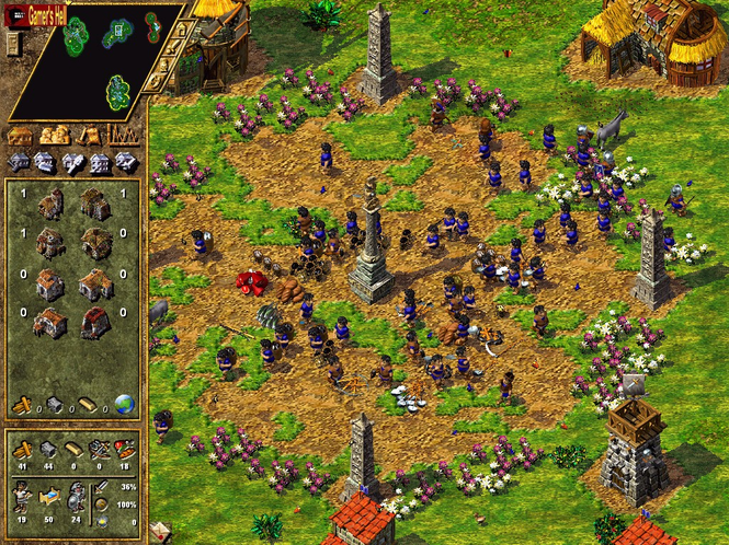 The Settlers IV Screenshot 3