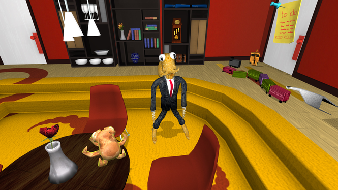 Octodad Screenshot 2