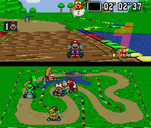 Snes9x Screenshot 2