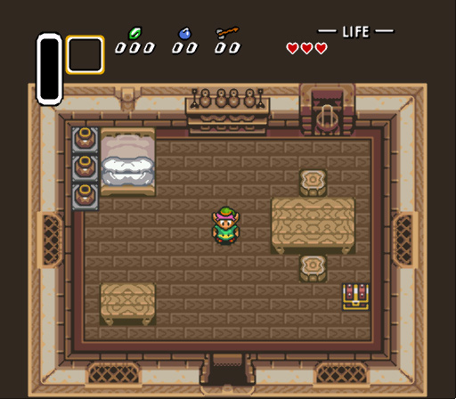 Snes9x Screenshot
