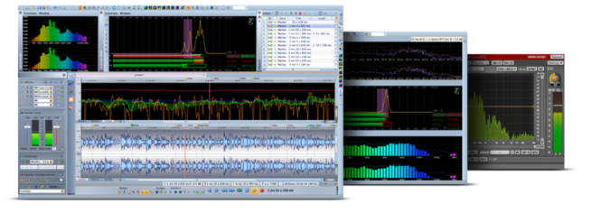 WaveLab Screenshot 3