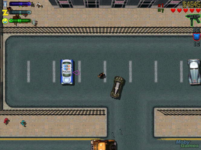 Grand Theft Auto 2 Screenshot