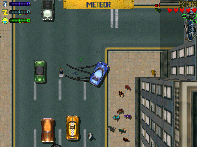 Grand Theft Auto 2 Screenshot 2