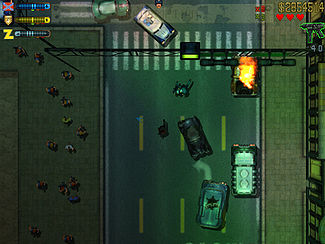 Grand Theft Auto 2 Screenshot 5