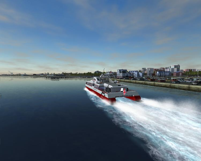 Ship Simulator 2008 Screenshot 2