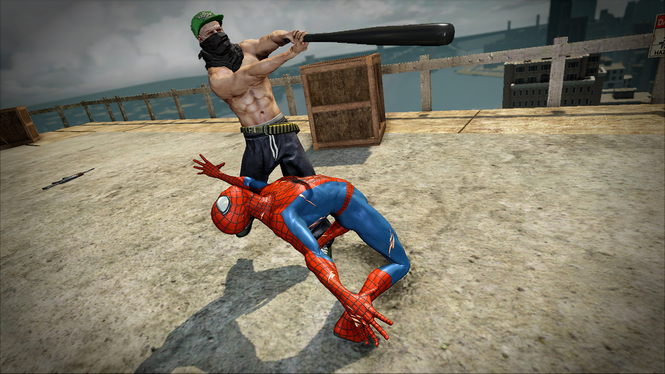 Spider-Man 2 Screenshot
