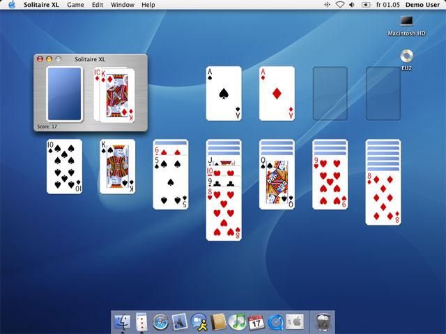 Solitaire XL Screenshot