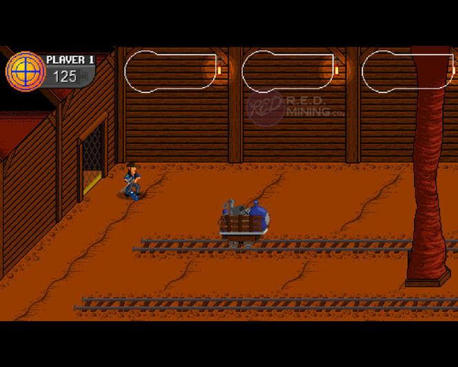 Team Fortress Arcade Screenshot 2