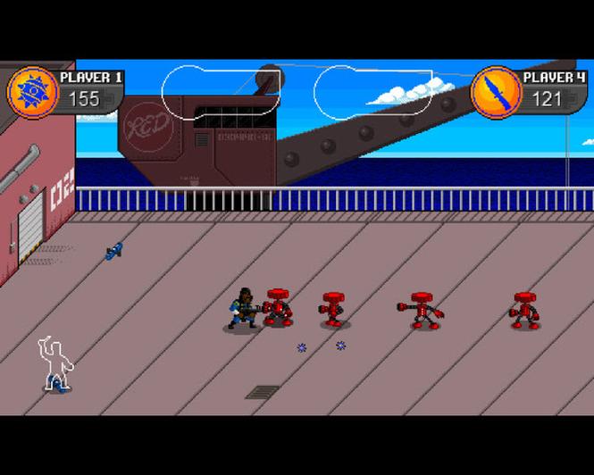 Team Fortress Arcade Screenshot 5