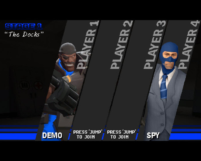 Team Fortress Arcade Screenshot 6