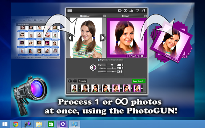 PhotoGun Screenshot 1