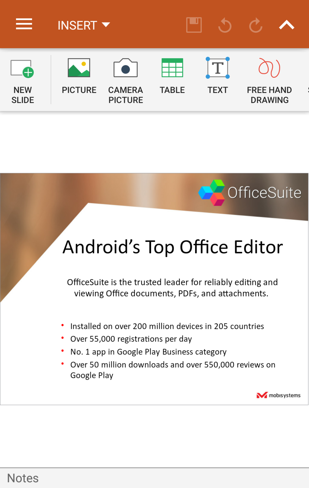 OfficeSuite Professional Screenshot 6