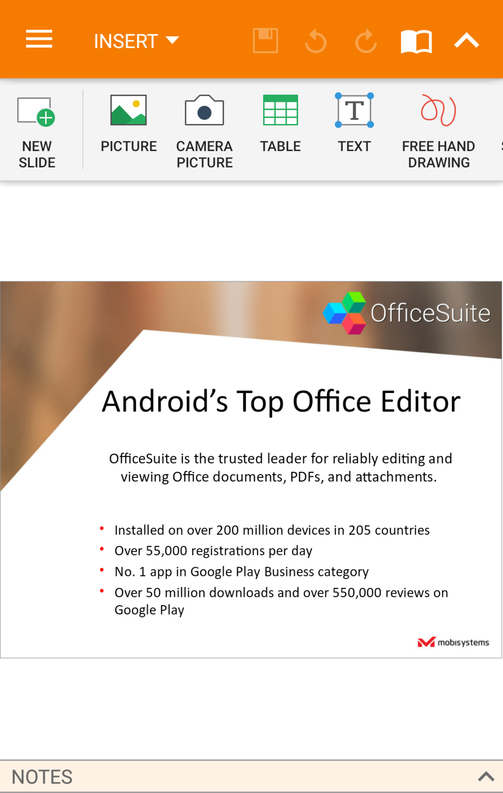 OfficeSuite Professional Screenshot 25
