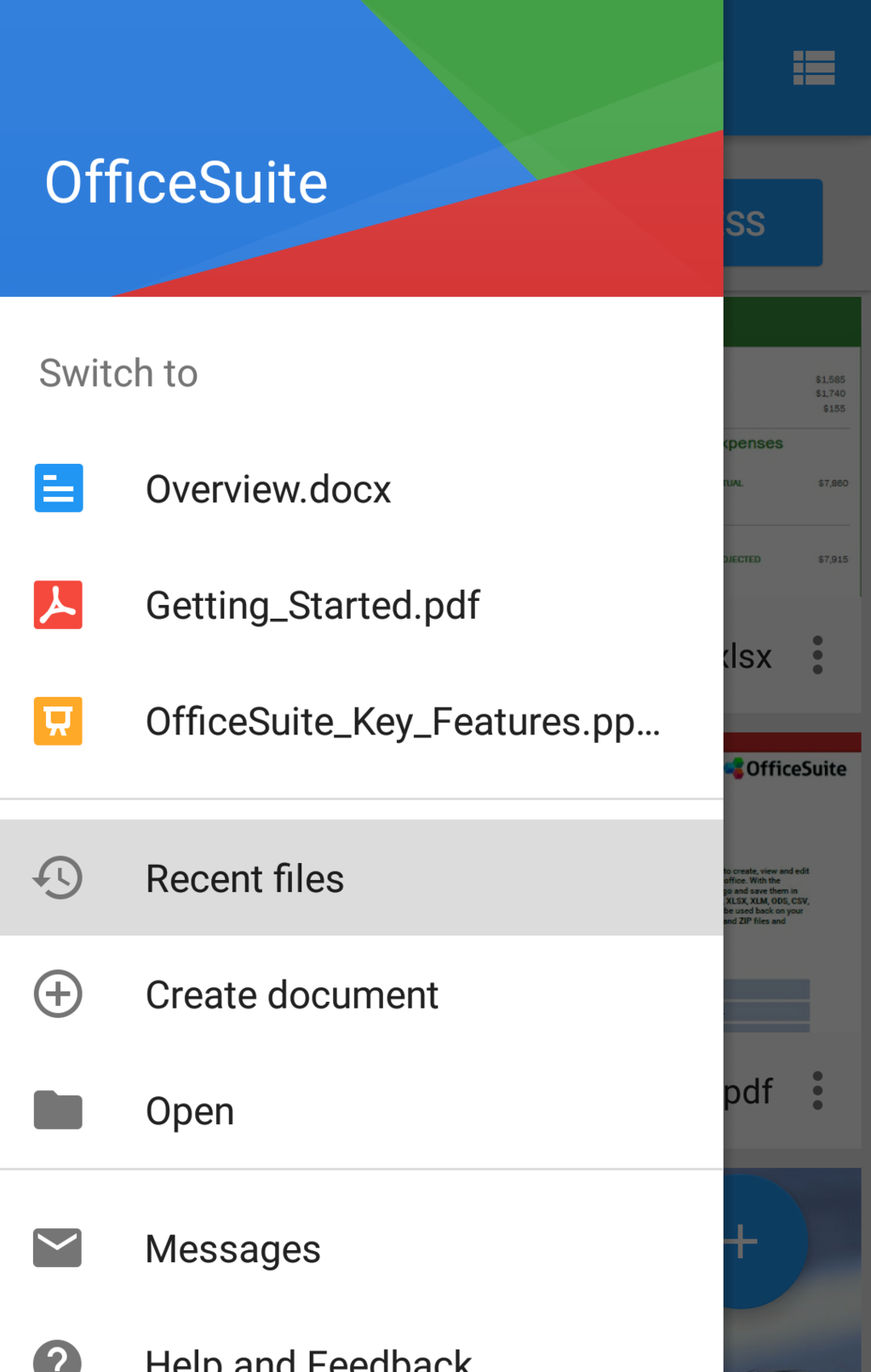 OfficeSuite Professional Screenshot 27