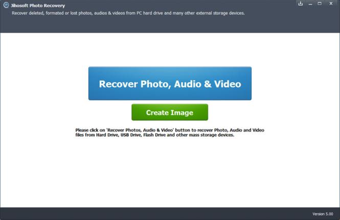 Jihosoft File Recovery Screenshot 2