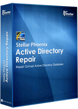 Stellar Phoenix Active Directory Repair Screenshot 1