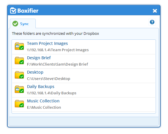 Boxifier Screenshot 1
