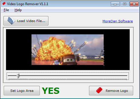 Video Logo Remover Screenshot 1