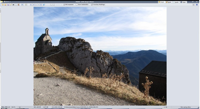 PRIMA Little Image Viewer Screenshot