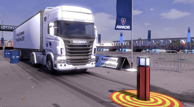 Scania Truck Driving Simulator Screenshot 4