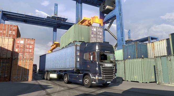 Scania Truck Driving Simulator Screenshot 5