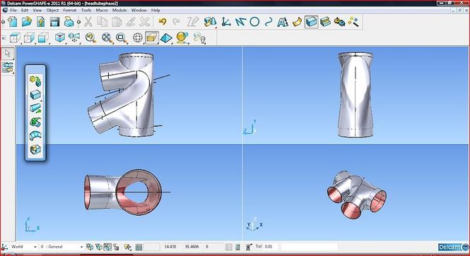 PowerShape-e Screenshot 2