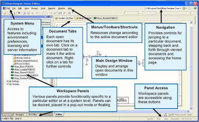 Download Altium Designer - Viewer edition 6.7.0.9390