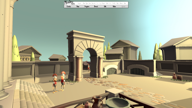 Muvizu 3D Screenshot