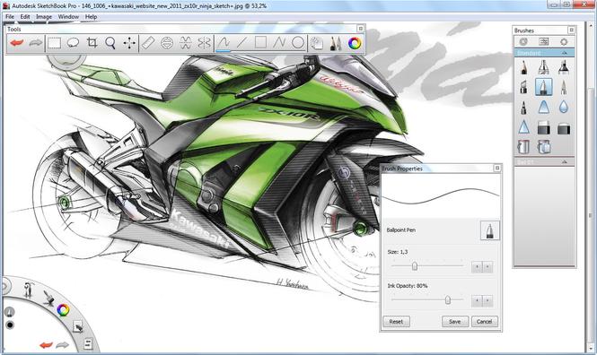 SketchBook Screenshot 2