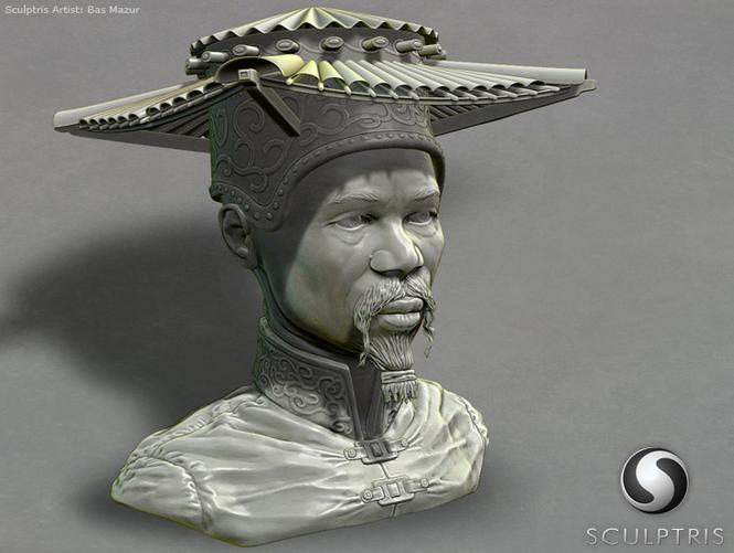 Sculptris Screenshot 2