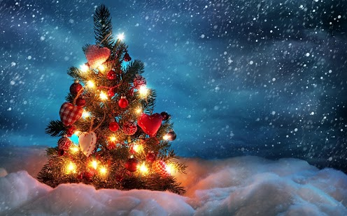 Live Christmas Wallpaper free Screenshot