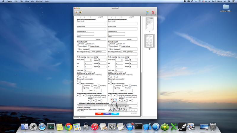 Cisdem PDFSigner for Mac Screenshot 4