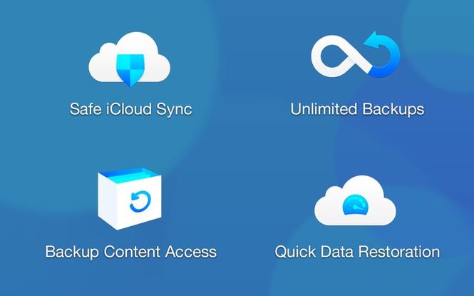 Unclouder: Backup iCloud Drive Screenshot 1