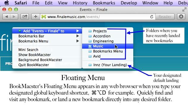 BookMacster Screenshot 3