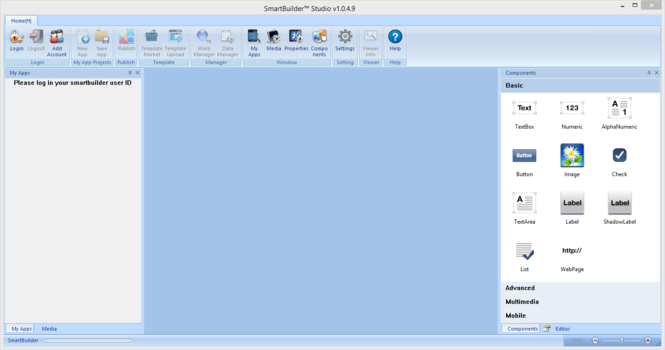 SmartBuilder Screenshot 1