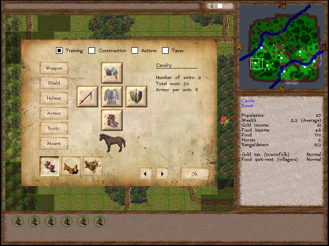 WargameProject Screenshot