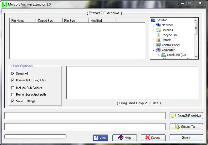 Mwisoft Screenshot