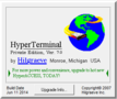 HyperTerminal Private Edition 1